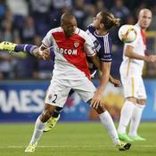 Monaco limite la casse à Anderlecht
