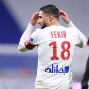Nabil Fekir, Olympique lyonnais, OL, Lyon
