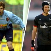 Rennes-Arsenal : En quinze ans, le grand Cech est devenu géant