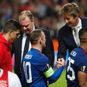 Wayne Rooney, Edwin van der Sar