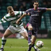 Kris Commons Vincent Pajot Celtic-Rennes