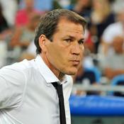 Rudi Garcia : «Malgré le climat de négativisme, on a prouvé que notre place était en Ligue Europa»