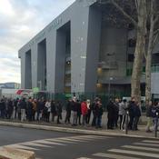Saint-Etienne-Manchester United : la billetterie prise d'assaut par les supporters des Verts