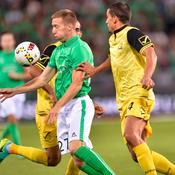 Sans briller, Saint-Etienne se qualifie pour la phase de poules de la Ligue Europa