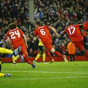 Suspense, Sakho, bourdes: tous les buts de Liverpool-Dortmund