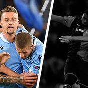 Tops/Flops Lazio-Rennes : Milinkovic-Savic assure, Niang dans le dur