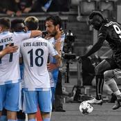 Tops/flops Lazio Rome-Nice : Lukaku s'est démené, les gardiens au chômage technique