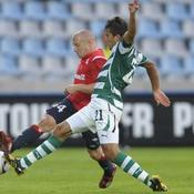 Florent Balmont Lille - Sporting Ligue Europa