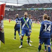 Wolfsburg crève l'écran