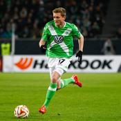 Wolfsburg-Inter Milan en tête d'affiche