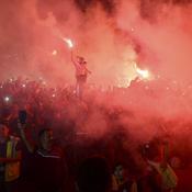 Ambiance de folie et 25.000 personnes pour accueillir Falcao à Istanbul