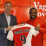 AS Monaco: Wagner Love sur le Rocher