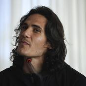 Edinson Cavani - Mauro Pimentel / AFP