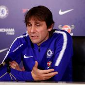 Antonio Conte - Crédit : Reuters-Matthew Childs