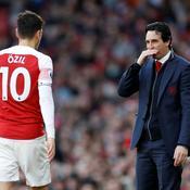Emery et le mercato d'Arsenal: «Ozil n'est pas à vendre»