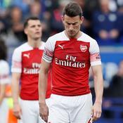 Emery : «Koscielny ? Désormais, c'est entre lui et le club»