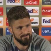 Giroud : «C'est vrai que j'ai été proche de quitter Arsenal»