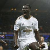 Gomis a inscrit 6 buts en Premier League cette saison