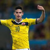 James Rodriguez a indiqué qu'il préférait Madrid