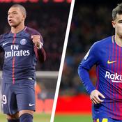 Le journal du mercato : la folle rumeur d'un échange Mbappé-Coutinho