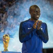 Le journal du mercato : le PSG avait bien discuté avec N'Golo Kanté