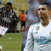 Wendel et Cristiano Ronaldo