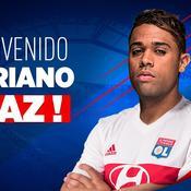 Mariano, nouveau «leader de l'attaque de l'OL»