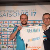 Marseille accueille Germain et dit au revoir Gomis