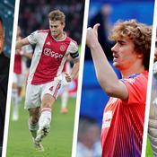 Mbappé, De Ligt, Griezmann, Pépé… 10 joueurs qui pourraient faire sauter la banque cet été