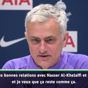 Mourinho ironise sur un prêt de Mbappé ... à Tottenham