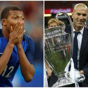 Pour le Real Madrid et son président, la priorité s'appelle Zidane, pas Mbappé