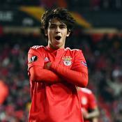 Pour remplacer Griezmann, L'Atletico débourse 126M€ sur Joao Felix