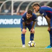 Lionel Messi et Neymar Jr