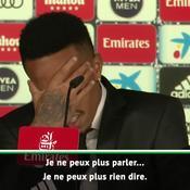 Real Madrid : «Très ému», Militao victime d'un malaise lors de sa présentation