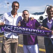 Ribery, la dolce vita du côté de Florence