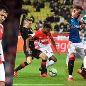 Alexis Sanchez, Thomas Lemar, Moussa Dembele