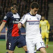 Thiago Silva-Eden Hazard