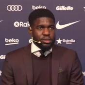 Umtiti sur Griezmann : «S'il veut venir au Barça, ce serait fantastique»
