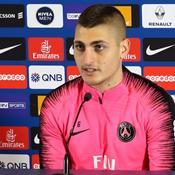 Verratti aimerait rester et même prolonger : «Je suis vraiment bien au PSG»