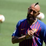 Vidal estime qu'au Barça, «il y a les meilleurs joueurs du monde»