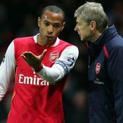 Wenger confirme pour Henry