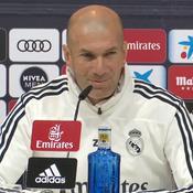 Zidane sur Hazard : «Un joueur que j'ai toujours apprécié»