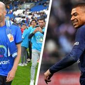 Zidane sur Mbappé : «Il est très bien là où il est !»
