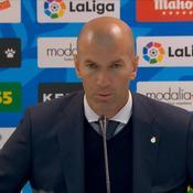 Zidane sur Varane : «Il va rester»