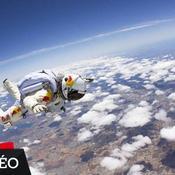 Les images inédites du saut de Baumgartner