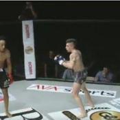MMA : un Anglais chambre, avant d'être puni d'un K.O. par son adversaire français