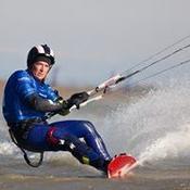 Nouveau record du monde en kitesurf