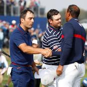 Masters Augusta : Woods-Molinari, le combat des Chefs…