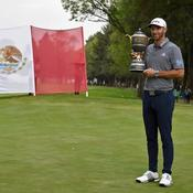 WGC-Mexico Chp : Dustin Johnson champion du monde devant McIlroy, top 10 pour Tiger Woods