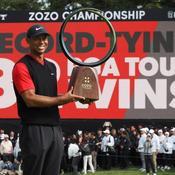 Zozo Championship: Tiger Woods signe une 82e victoire record